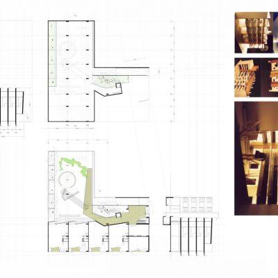 Edificio de viviendas Mahón año 2.002
